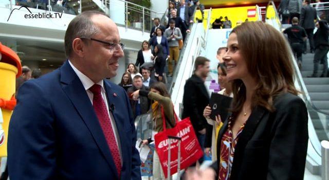 Interview Herr Ernst Kick – Vorstandsvorsitzender der Spielwarenmesse eG