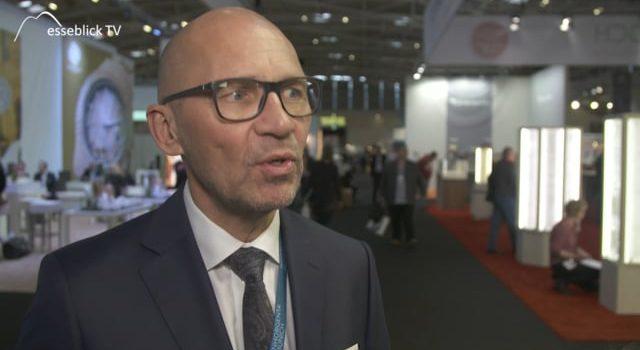 Interview Klaus Dittrich, CEO Messe München