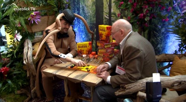Kakerlaken Duell – Strategie Brettspiel