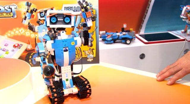 LEGO BOOST – bauen, programmieren, spielen