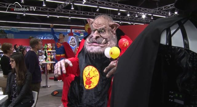 Lizenz-Kostüme, Rubies – Spielwarenmesse 2018