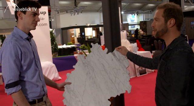 Monachia Design – individuelle Tischplatten Marmor/Granit