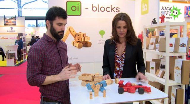 Oi-Blocks Holzbaukasten