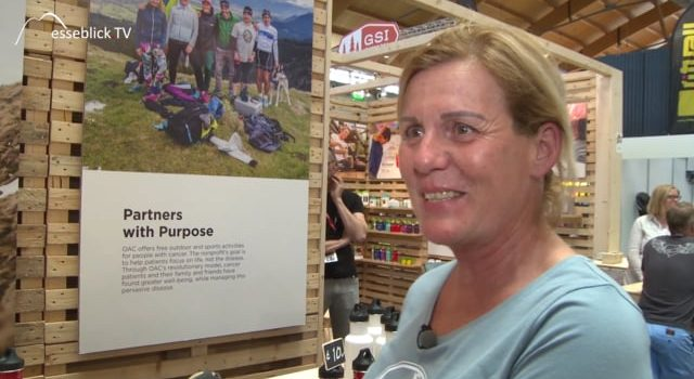 Petra Thaller – Outdoor Against Cancer