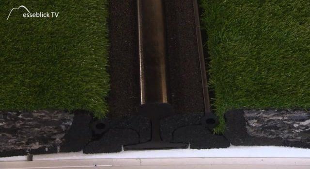 Prokop Rail – Vibrationsdämmung