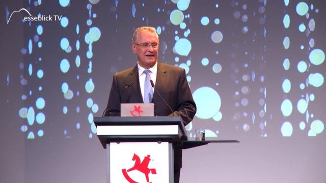 Rede Joachim Herrmann, Innenminister Freistaat Bayern