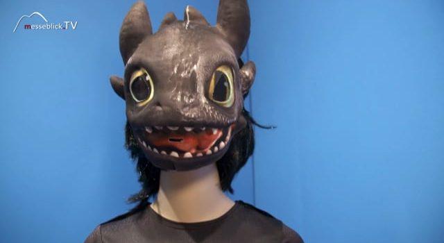 Rubie's: Dragons Kostüme auf der Spielwarenmesse 2019 in Nürnberg