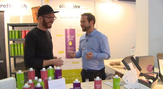 Sortenreine Olivenöle, olive joy Video – FOOD & LIFE 2017