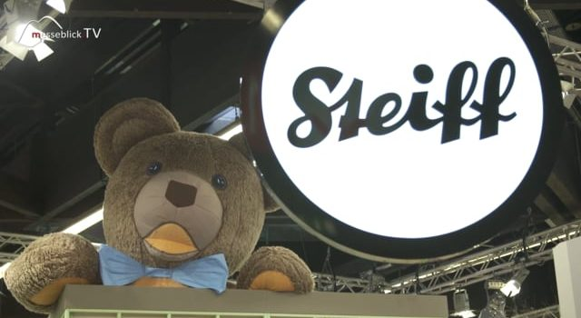 Steiff: Zotty Bär – Spielwarenmesse 2019