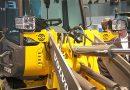 VOLVO: Vollelektrischer Radlader L25, bauma 2019