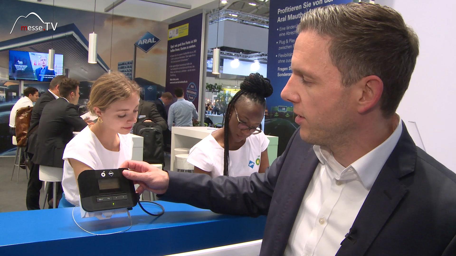 ARAL BP: Neue EETS Mautbox mit Zulassung für Deutschland