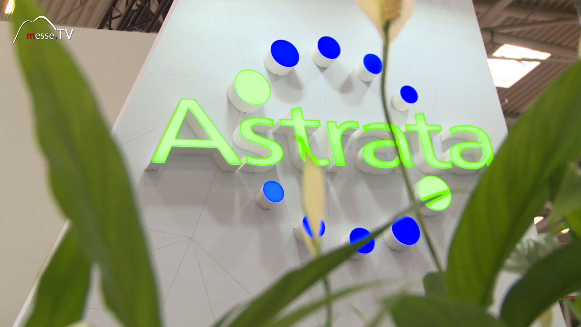 Astrata Europe: transport logistic 2019, Messe München
