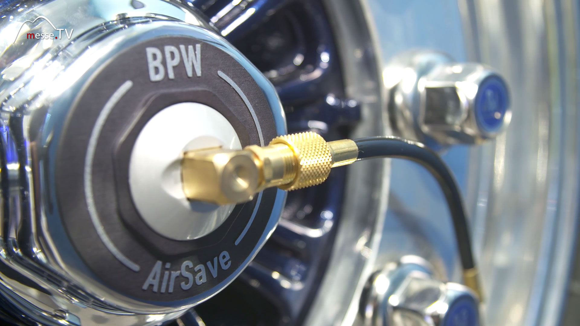 BPW AirSafe - LKW Reifendruck Regelsystem