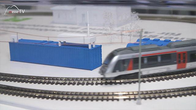 DB Netze: Wasserstoffzug