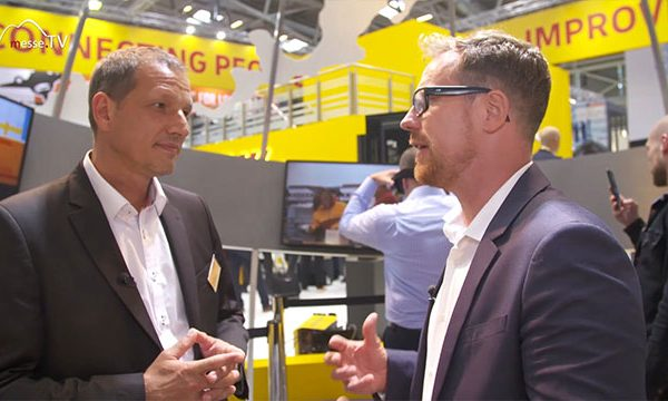 DHL: Drohnen in der Logistik, transport logistic 2019