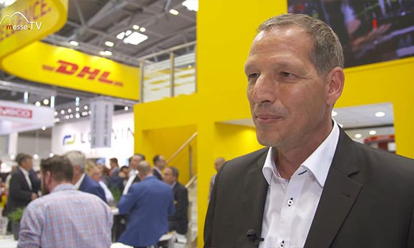 DHL: Roboter in der Logistik, transport logistic 2019
