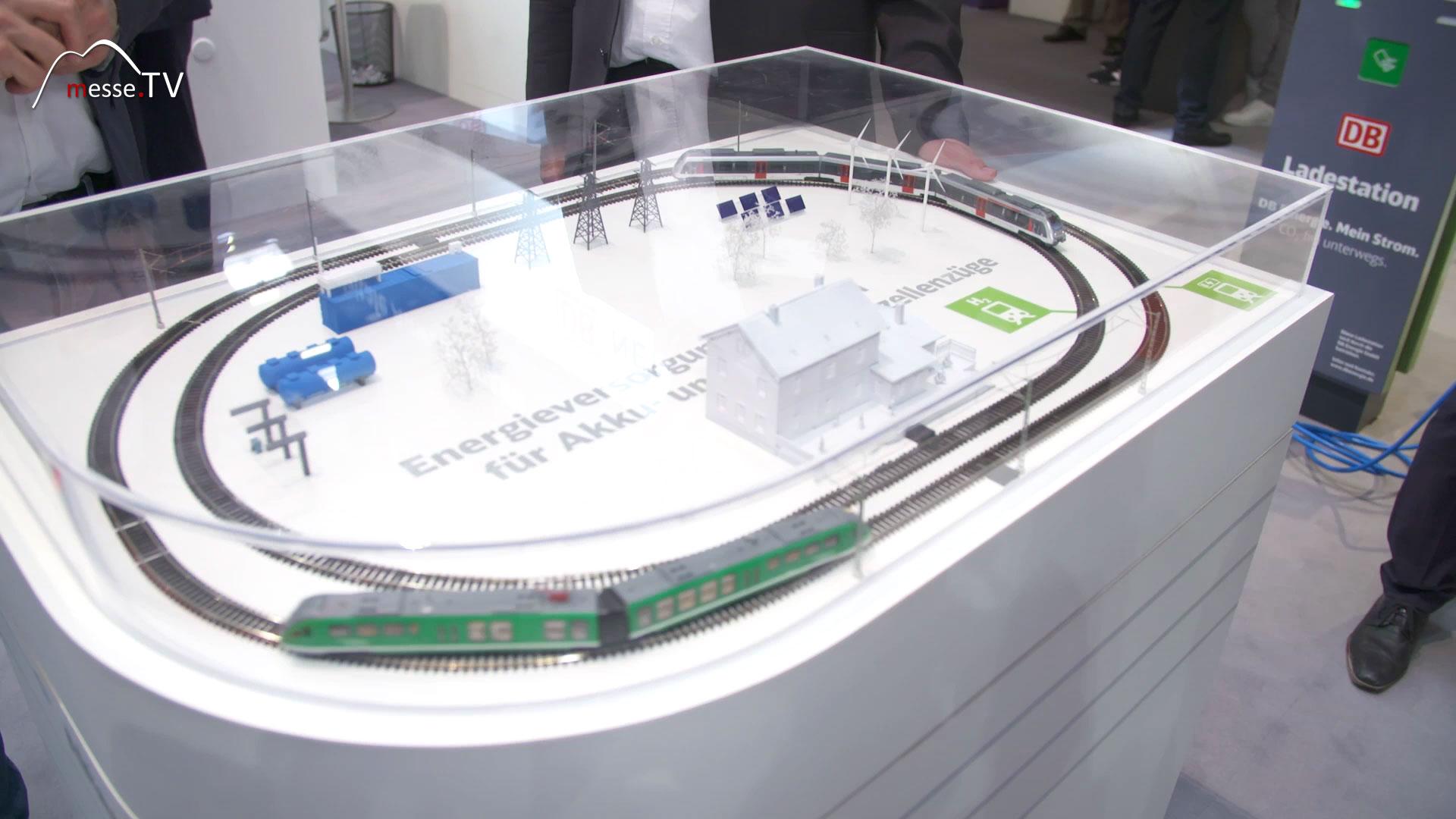 Deutsche Bahn: DB NETZE Akkuzug