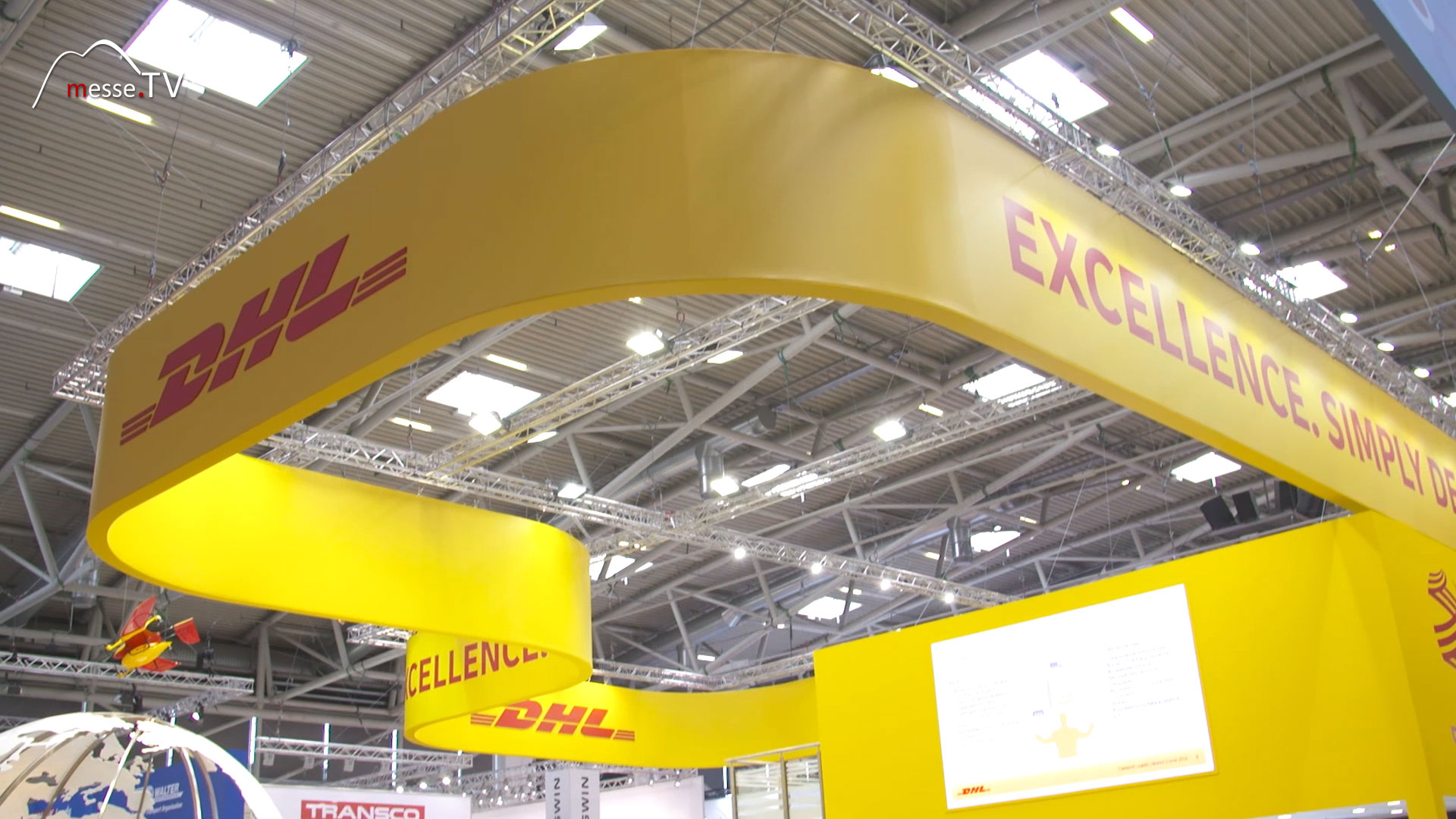 Deutsche Post DHL Group, transport logistic 2019 Messe München