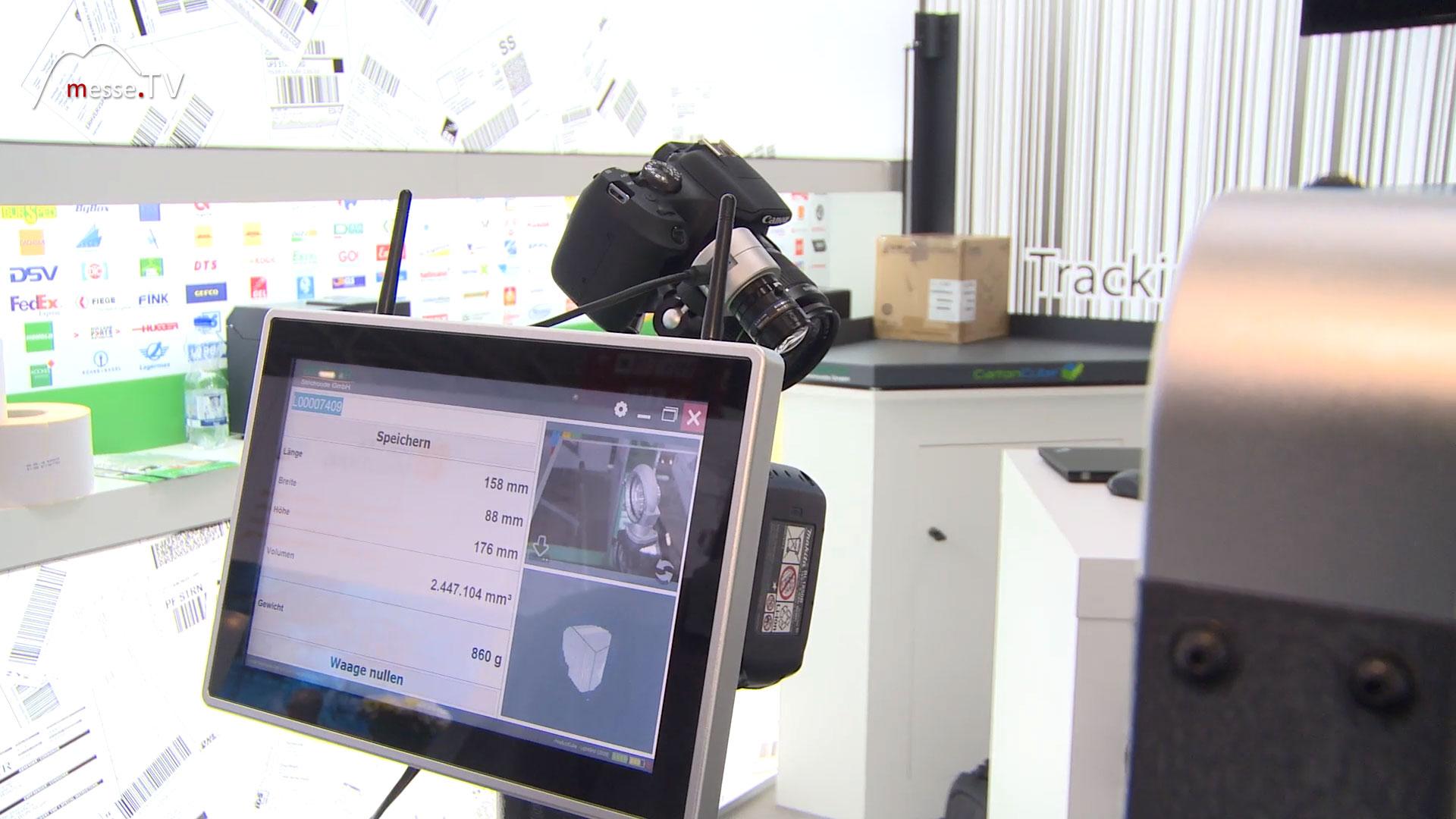 HEIDLER Product Cube Erfassung Artikeldaten Warenwirtschaftssystem