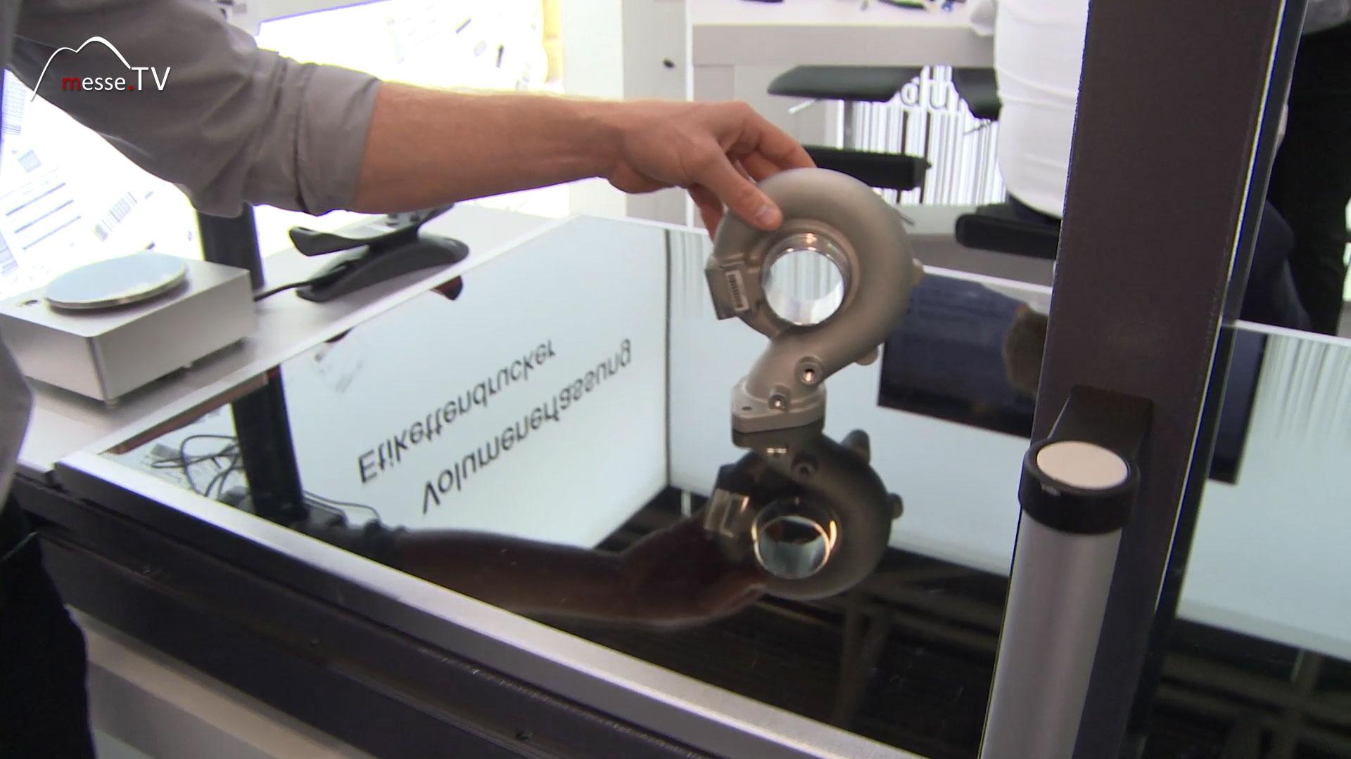 HEIDLER Product Cube Erfassung Volume und Gewicht Warenwirtschaftssystem