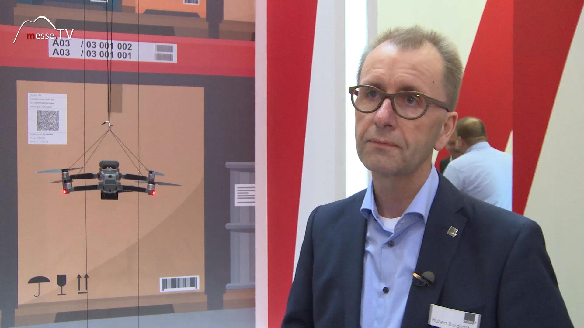 Interview Hubert Borghoff, Logistik GROUP7