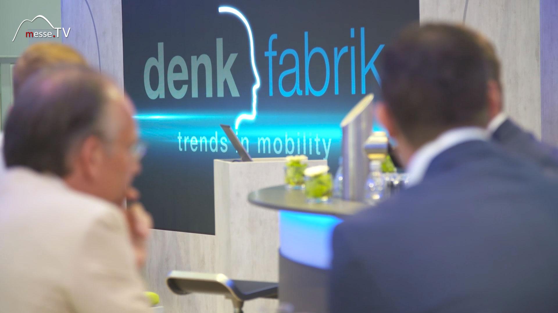 KRONE Denkfabrik trends in mobility