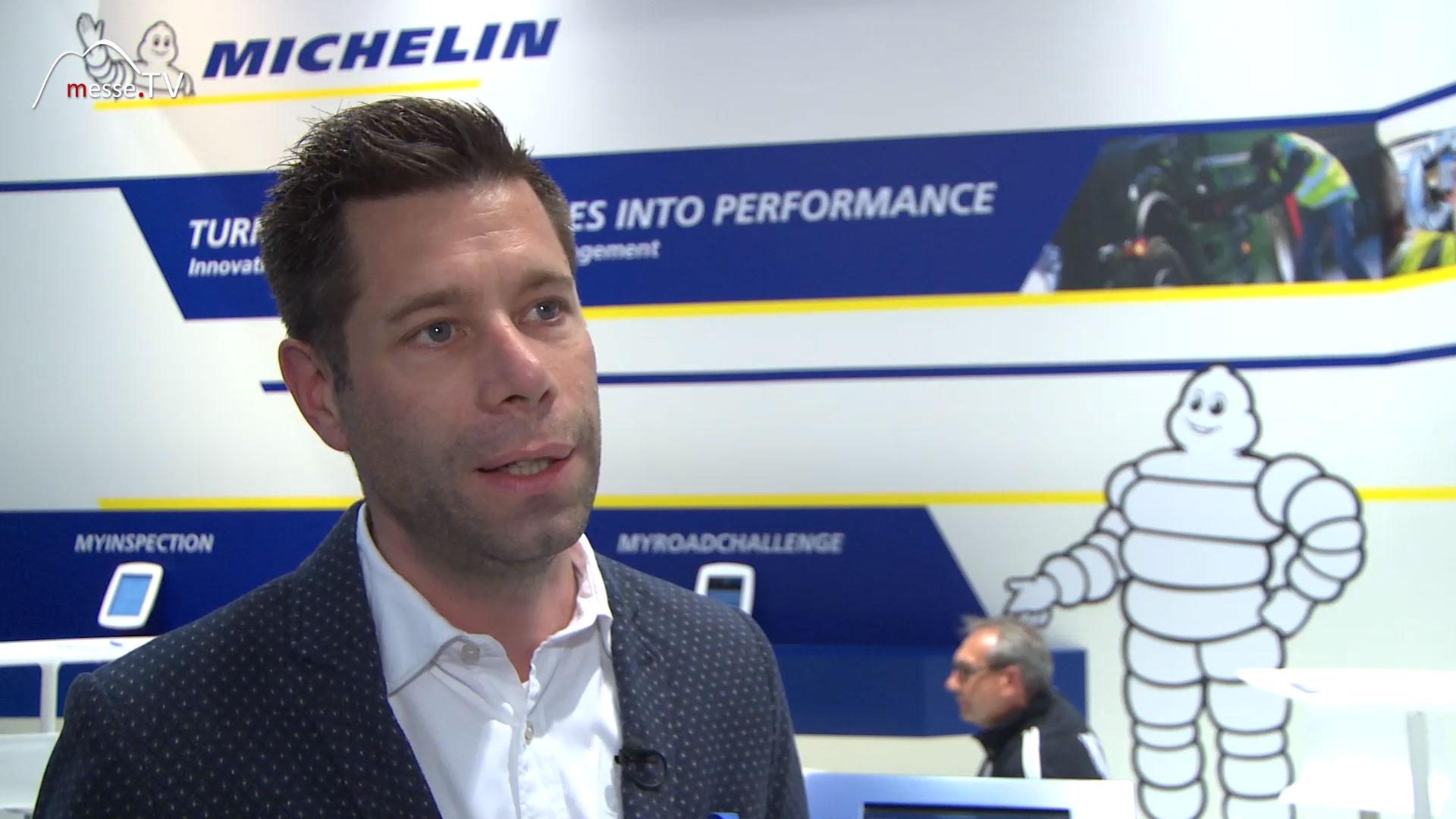 MICHELIN Interview Digitalisierung Angebote für Kunden