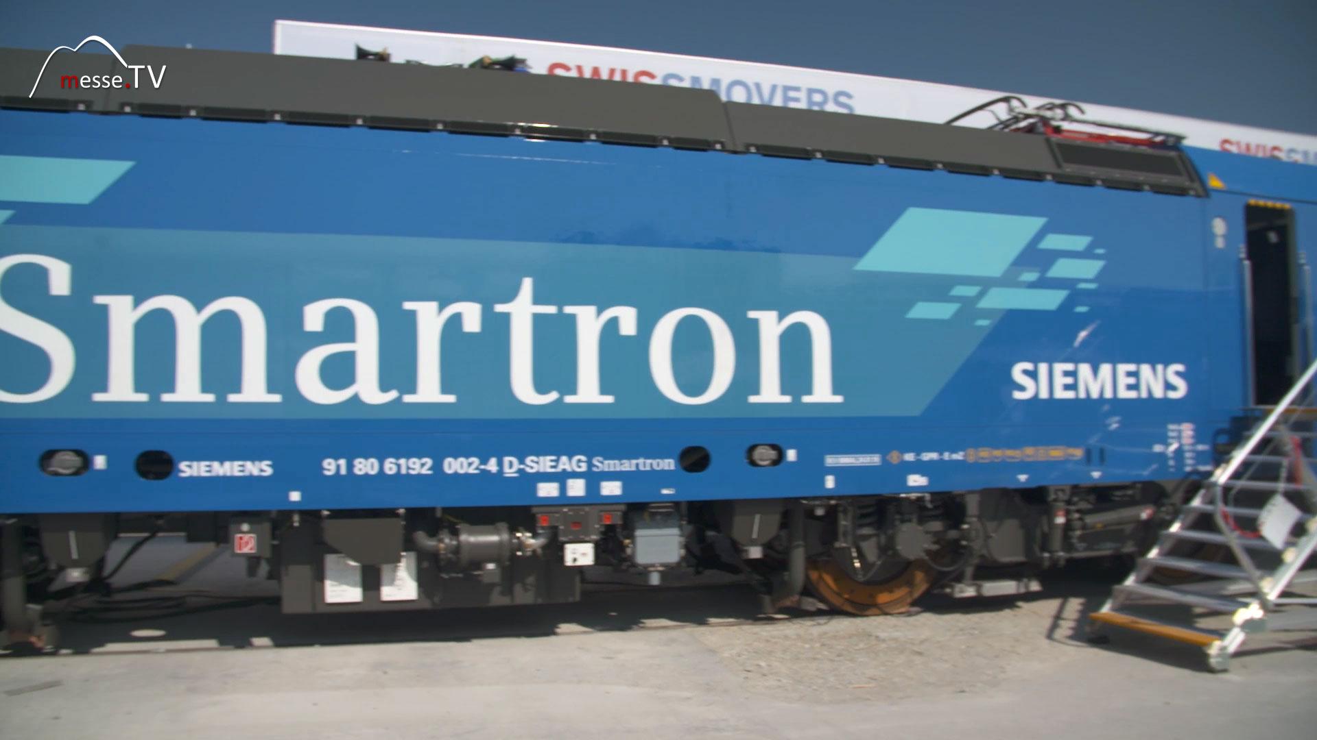 Siemens Smartron Lokomotive für nur 2,5 Millionen Euro