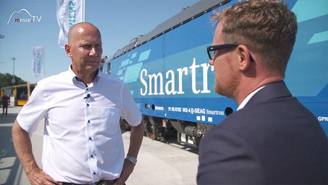 Siemens: Smartron Lokomotive