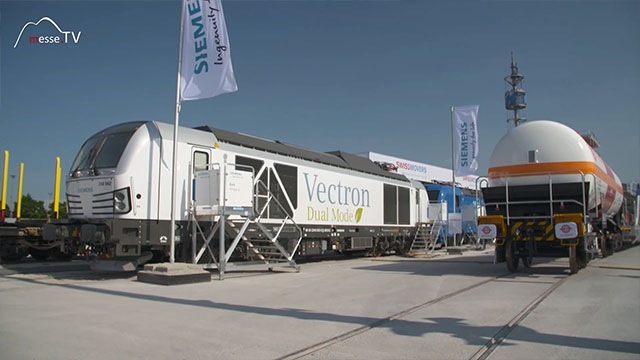 Siemens: Vectron Dual Mode Lokomotive