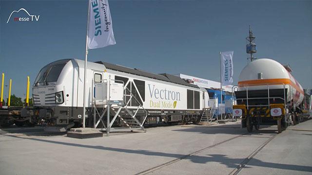Siemens: Vectron Dual Mode Lokomotive