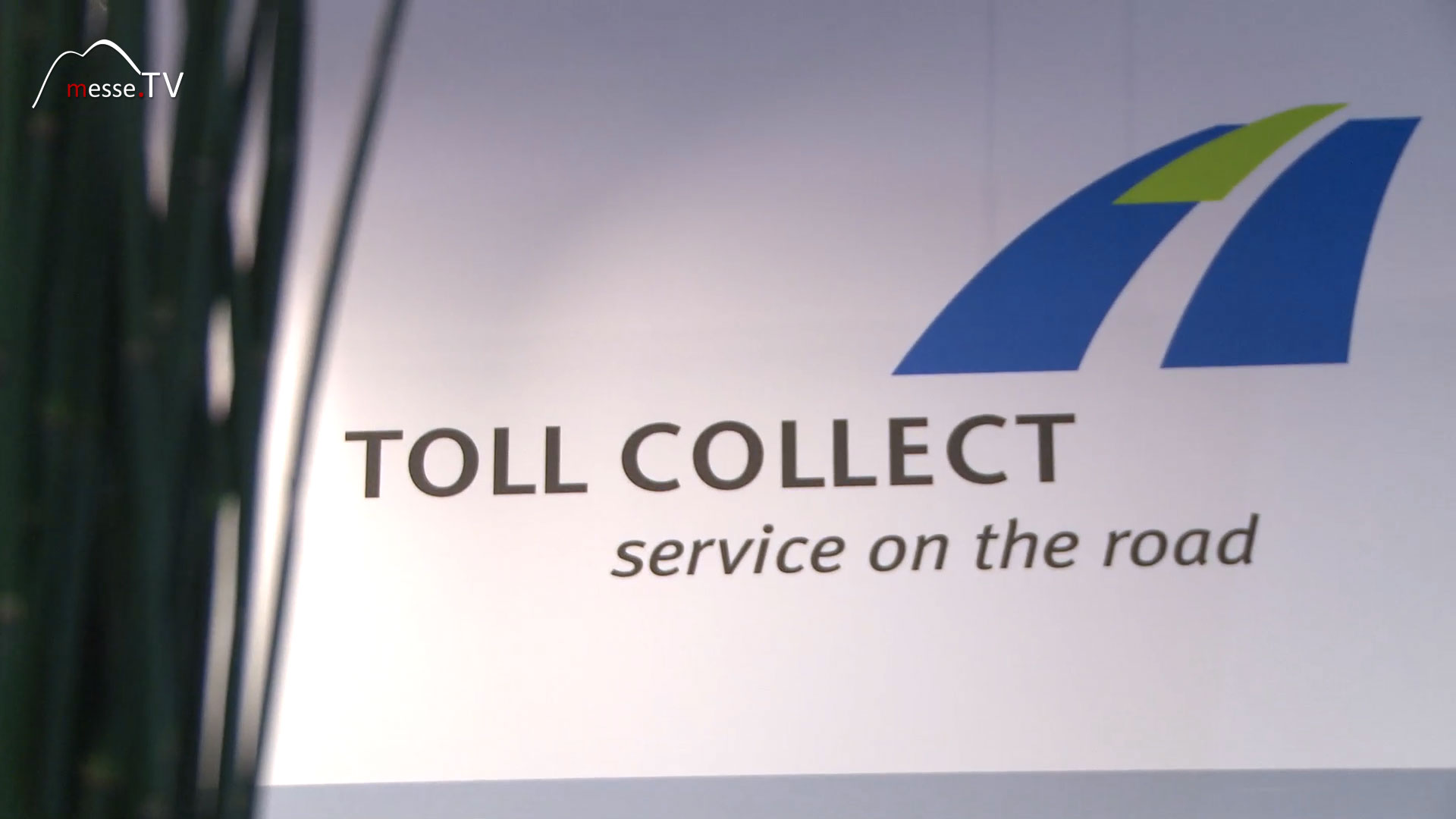 TOLL COLLECT Messestand transport logistic 2019