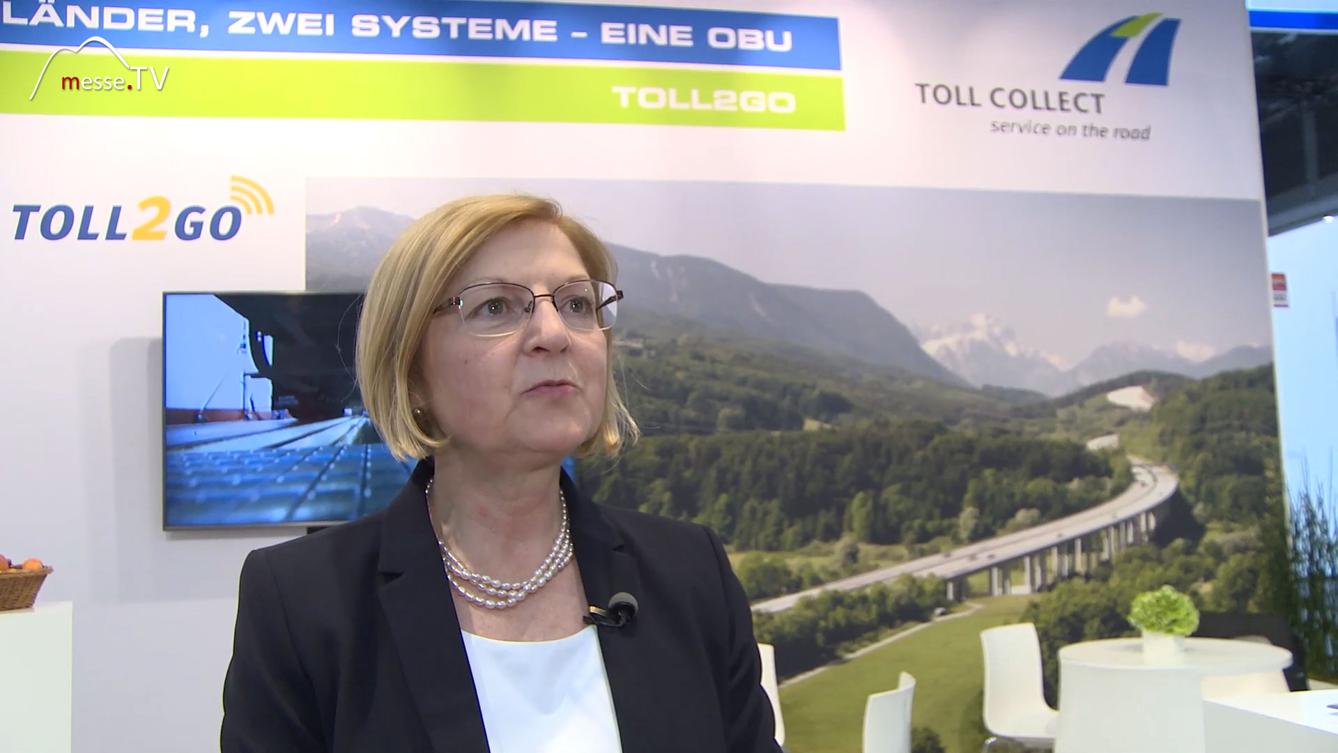 TOLL COLLECT: TOLL2GO Messe München