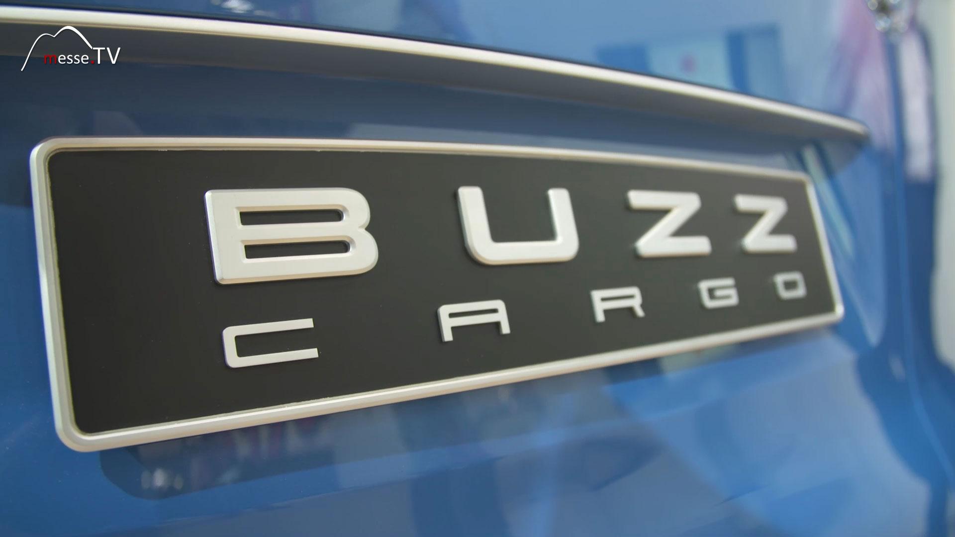 VW I. D. BUZZ CARGO