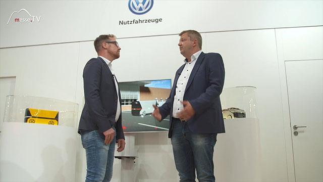 VW Nutzfahrzeuge: Autonomes Fahren