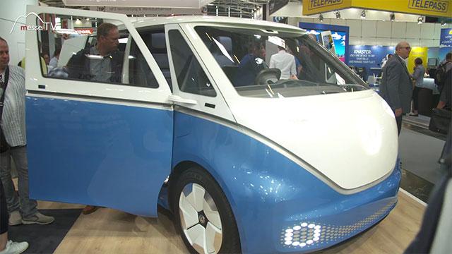 VW Nutzfahrzeuge: BUZZ CARGO Elektrofahrzeug