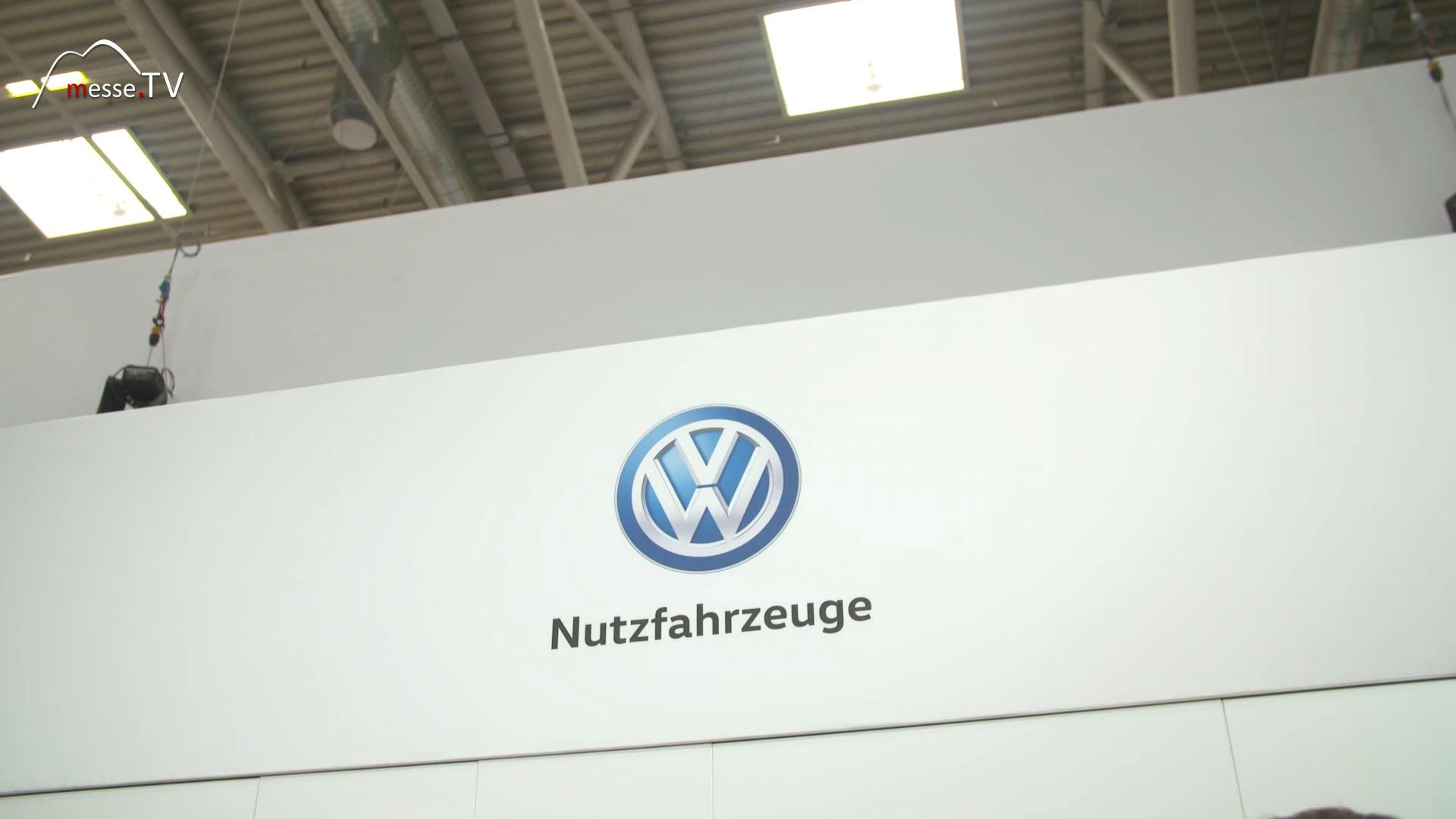 VW Nutzfahrzeuge transport logistic 2019 Messe München