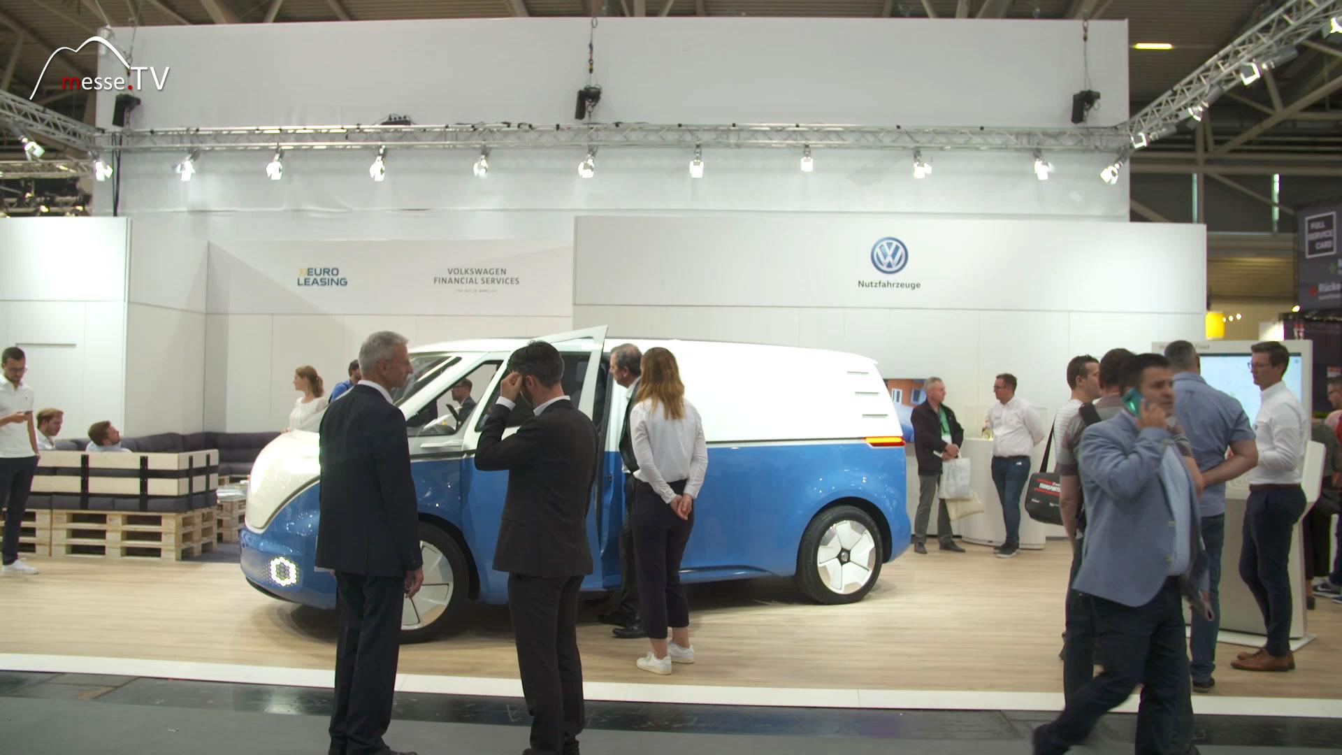 VW Nutzfahrzeuge: transport logistic 2019, Messe München