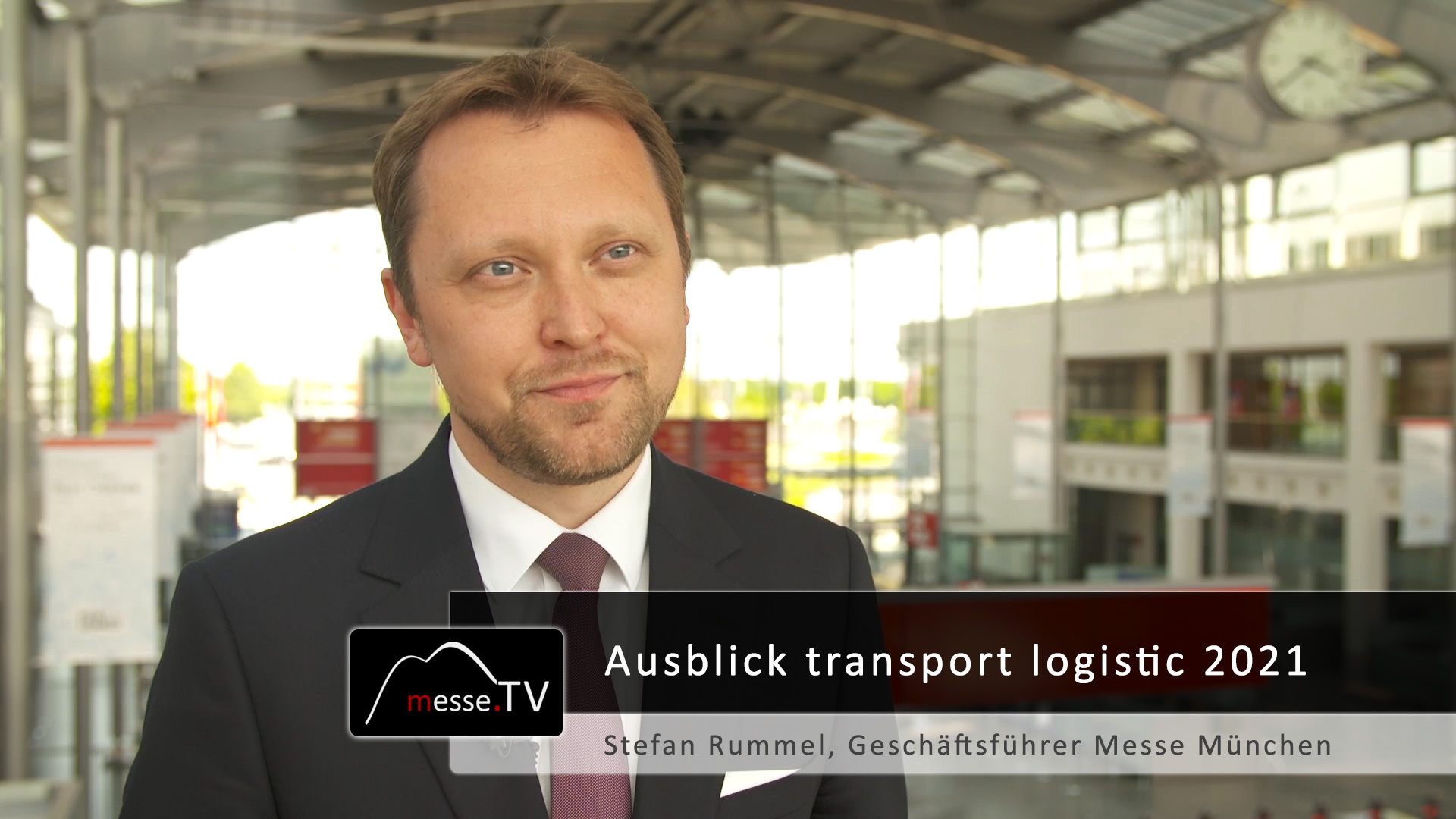 Ausblick transport logistic 2021