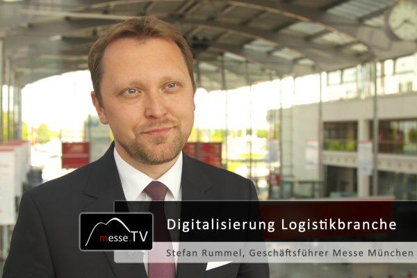 Digitalisierung Logistikbranche, transport logistic 2019
