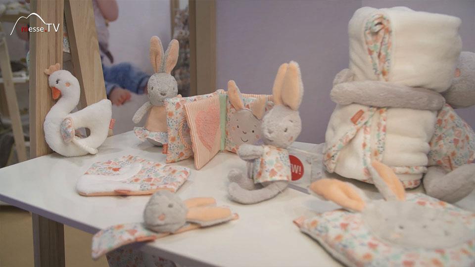 Baby Fehn neue Kollektion Spielwarenmesse 2019 Nürnberg