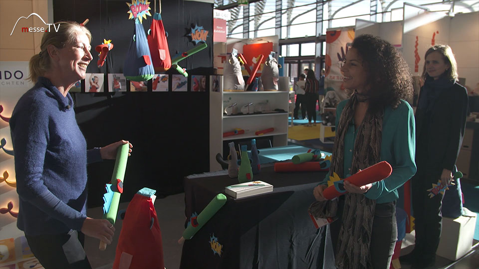 DekDek Anti Agressionsspiele Kinder Spielwarenmesse 2019 Nürnberg