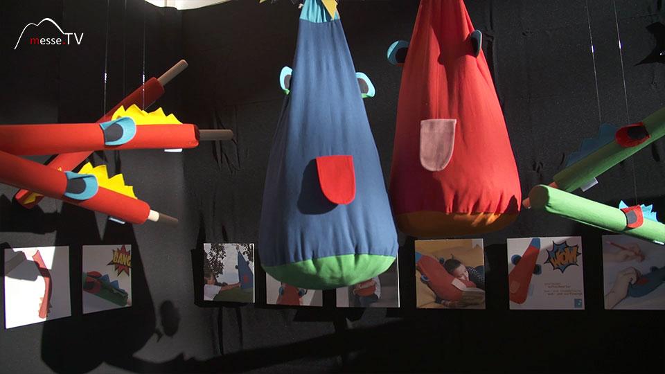DekDek Box Sack Anti Agressionsspiele Kinder Spielwarenmesse 2019 Nürnberg