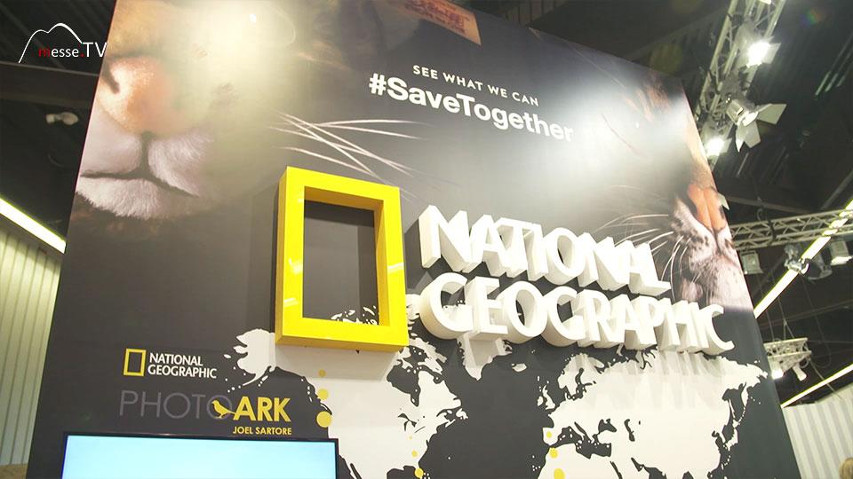 National Geographic Kooperation Steiff Spielwarenmesse 2019 Nürnberg