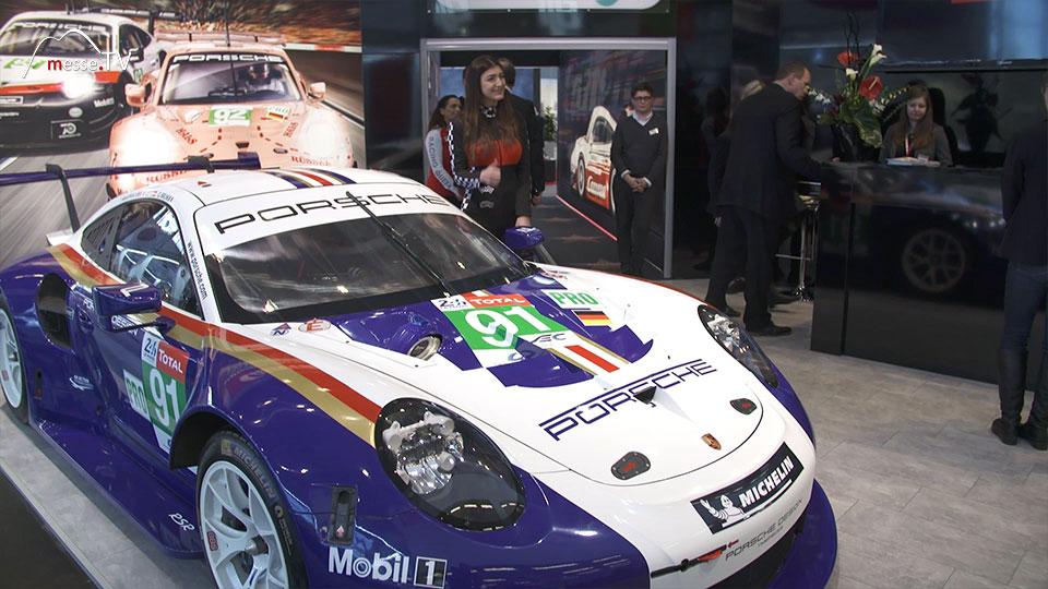 Neues Porsche Modell Carrera Original Rennwagen Spielwarenmesse 2019 Nürnberg
