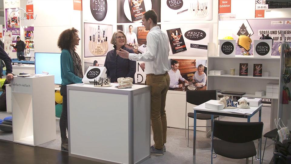 Penta Ludea Interview Ludwig Köppen Spielwarenmesse 2019 Nürnberg