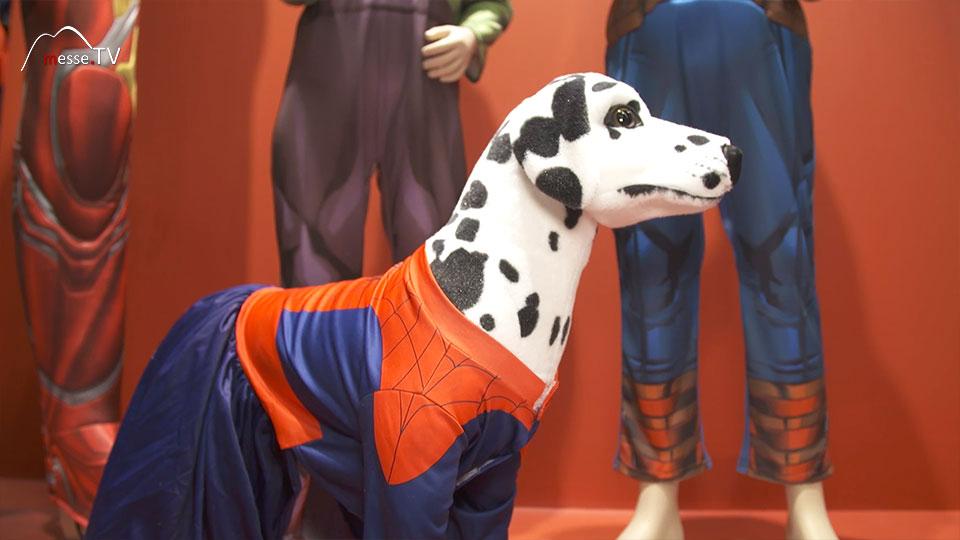 Rubies Avengers Hundekostüm Spielwarenmesse 2019 Nürnberg