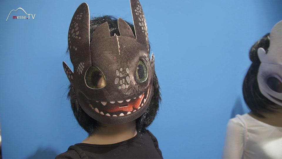 Rubies Dragons Kostüm Spielwarenmesse 2019 Nürnberg