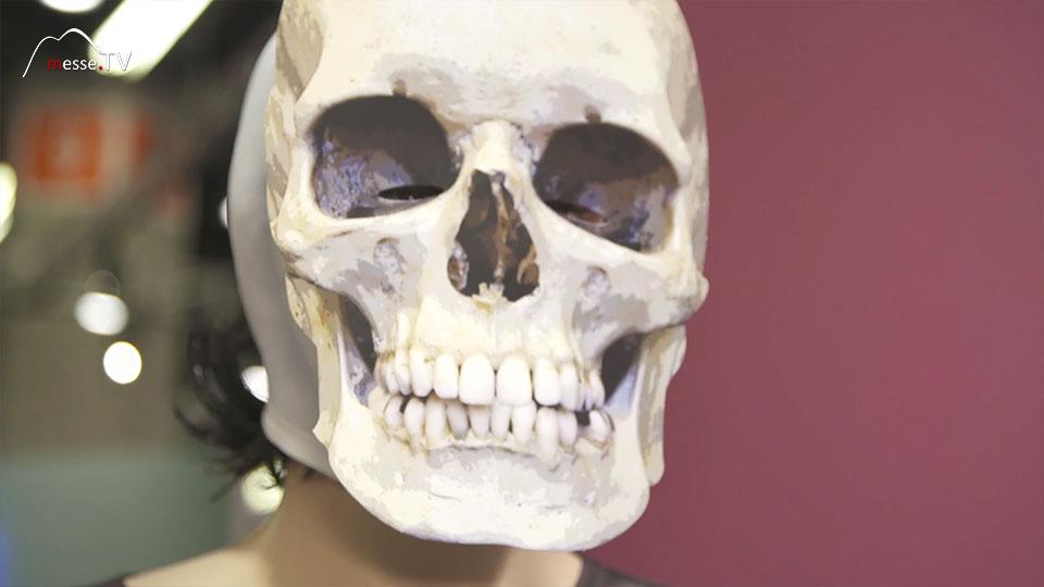 Rubies Fortnite Kostüm Skull Spielwarenmesse 2019 Nürnberg