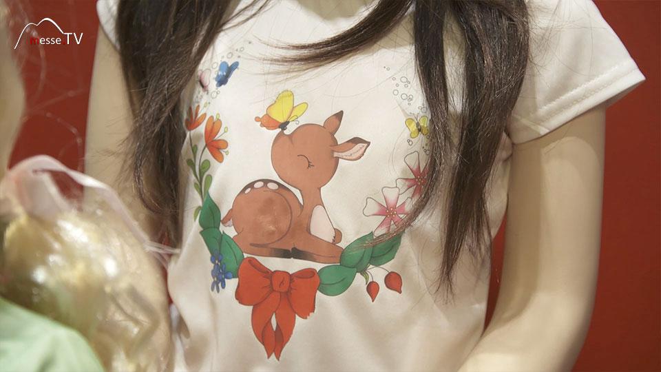 Rubies Kids Kleidung Bambimotiv Spielwarenmesse 2019 Nürnberg